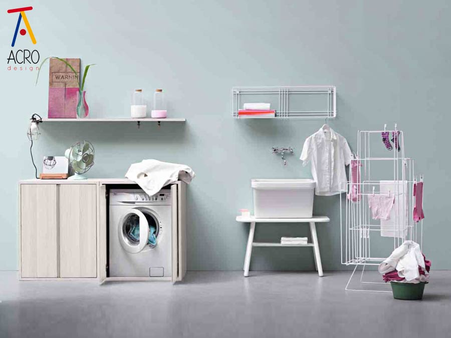 mobili lavatrici
