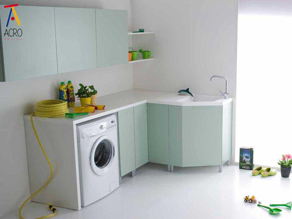 mobili da lavanderia