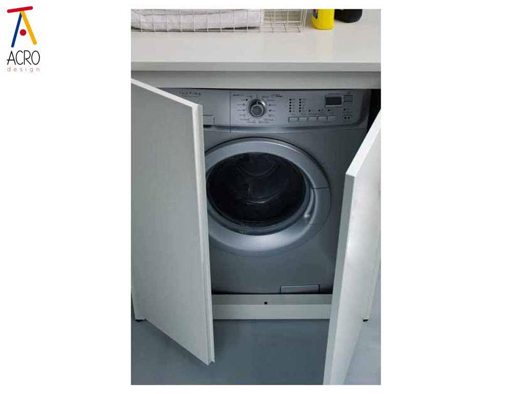porta lavatrice e asciugatrice
