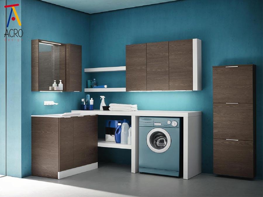arredamento lavanderia di casa