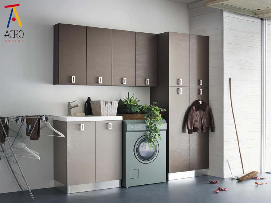 arredamento per lavanderia casa