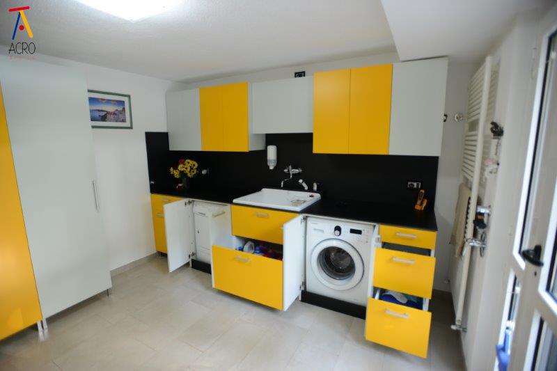 mobili per arredamento lavanderia